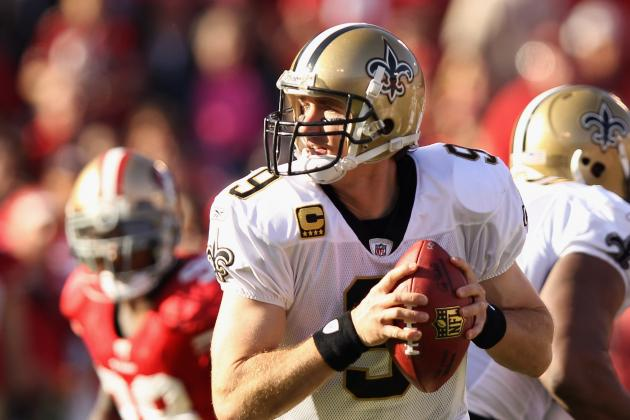 Drew Brees Contract: Why Saints Will Regret Signing QB to Enormous Extension