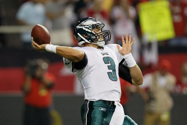 Philadelphia Eagles' Position Battles: The Backup QB