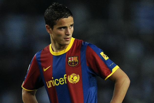 Barcelona Transfer News: Barca Wise to Shop Ibrahim Afellay for Financial Relief