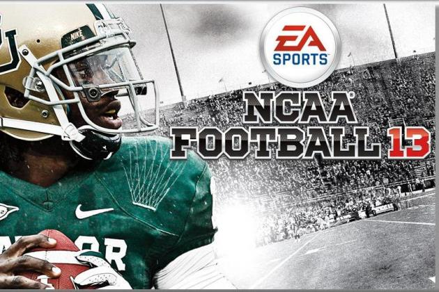 Your Best 11 Tweets of the Week: EA's NCAA 2013 and CAPS LOCK FRIDAY