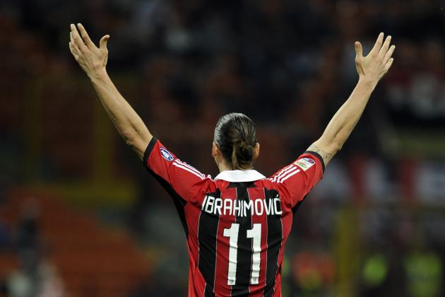 Zlatan Ibrahimovic: Striker Must Have UCL Success to Justify Giant Transfer Fee