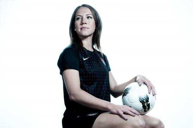 2012 US Olympic Women's Soccer Team: 5 Questions with Lauren Cheney