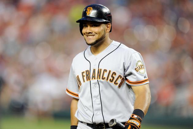 Why Melky Cabrera Won't Be a San Francisco Giant Next Year