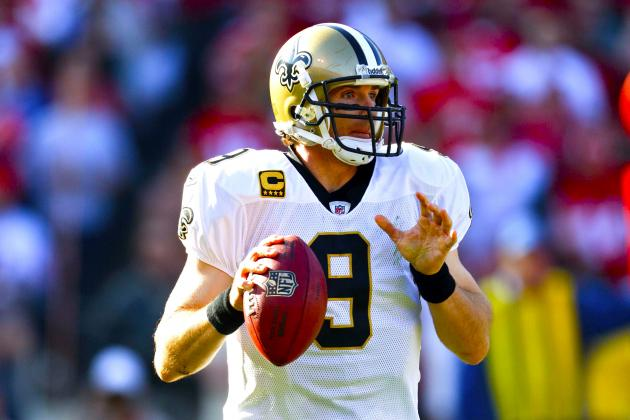 Drew Brees Deal a Saving Grace for Saints' Tumultuous Offseason