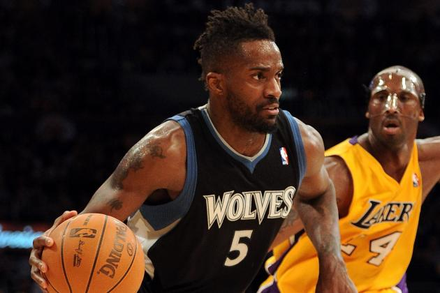 Wolves Waive Martell Webster
