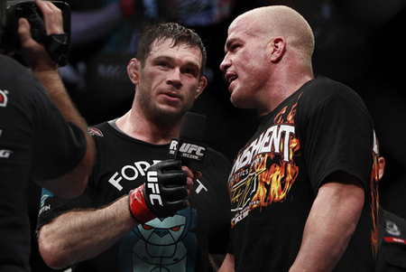 UFC News: Forrest Griffin Used TRT for UFC 148 Bout Against Tito Ortiz