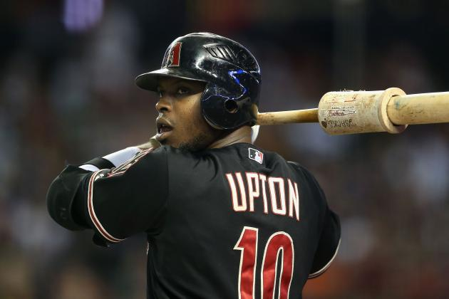 Texas Rangers: Will They Acquire Justin Upton to Replace Josh Hamilton?