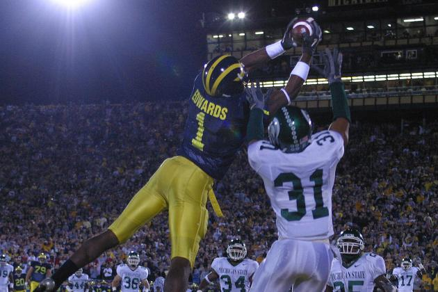 Classic Big Ten Football: Michigan State at Michigan, 2004