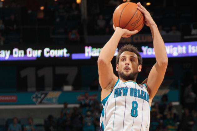 NBA Free Agent Rumors: Hornets to Part Ways with Marco Belinelli?