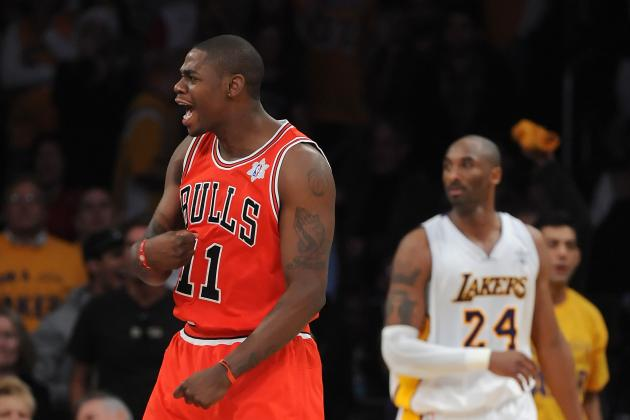 Bulls Rumors: Chicago Should Let Ronnie Brewer Walk If NY Knicks Make Offer