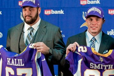 Minnesota Vikings rookies told of strip club dangers