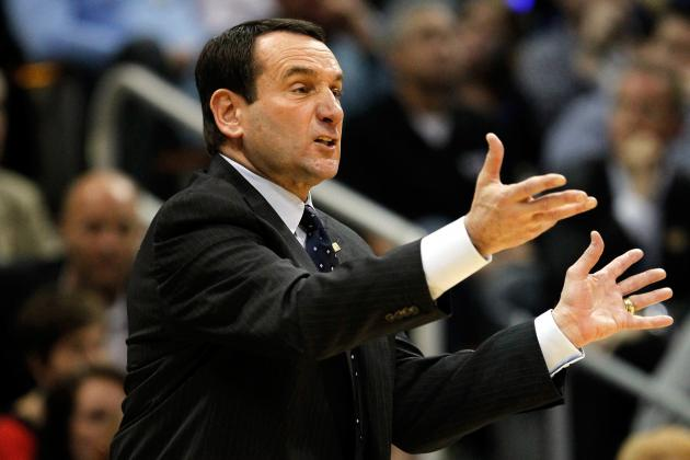 Coach Mike Krzyzewski Looks at Olympic Lessons Learned in Past and Present
