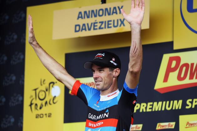 Tour De France 2012 Stage 12 Results: Winner, Leaderboard and Highlights