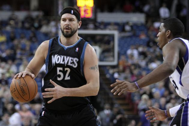 Hornets Gain More Assets: Brad Miller Sent to New Orleans from Timberwolves