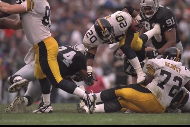 Pittsburgh's Forgotten Classics: Steelers vs. Raiders, 1995