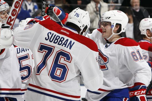 Montreal Canadiens Re-Sign Raphael Diaz; Is P.K. Subban Next?