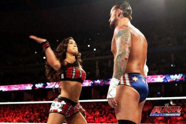 WWE Money in the Bank 2012: AJ, CM Punk and a MITB Preview!