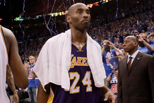 Kobe Bryant Says Hes Has Three Years Left, Max