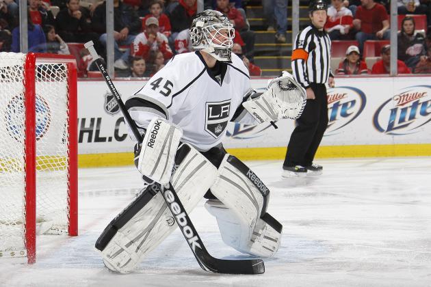 NHL Rumors: Kings Should Hold onto Jonathan Bernier Until Trade Deadline