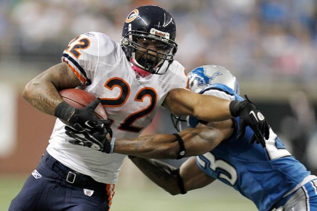 Matt Forte Reportedly Signs Extension with Chicago Bears