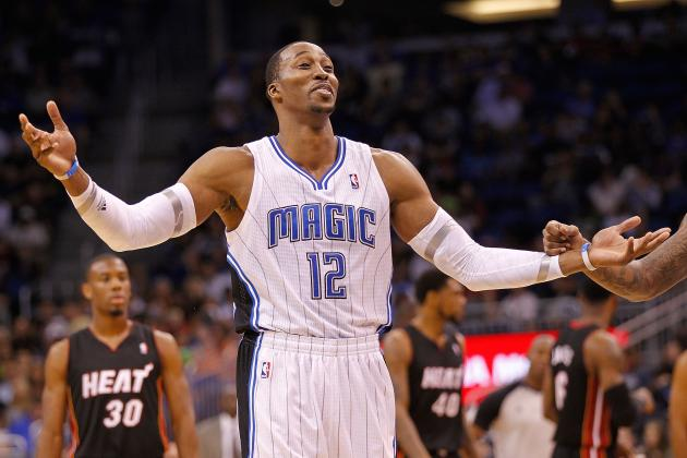NBA Trade Rumors: Dwight Howard Would Make Atlanta Hawks Instant Title Contender