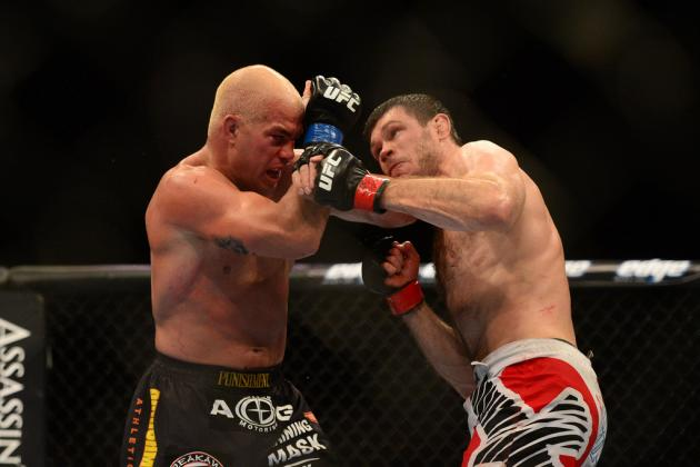 Forrest Griffin Joins Testosterone Replacement Therapy Club, and That's OK