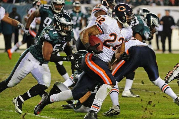 Chicago Bears: Splitting the Touches Between Matt Forte and Michael Bush in 2012