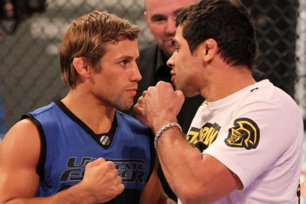 UFC 149: Comparing and Contrasting Urijah Faber vs. Renan Barão