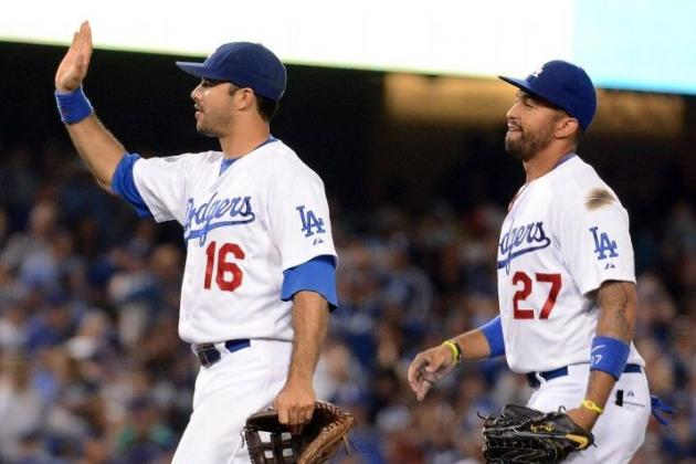 Los Angeles Dodgers: They've Got the Band Back Together