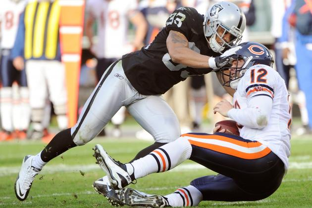 Oakland Raiders Give Star Safety Tyvon Branch New 4-Year Contract