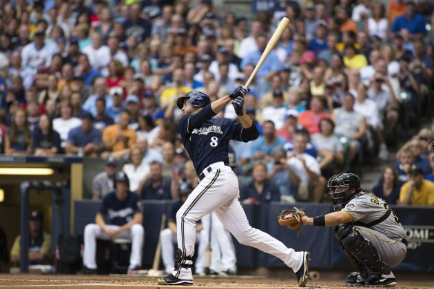 Ryan Braun Climbs Ladder of Brewers Multiple-HR Games List