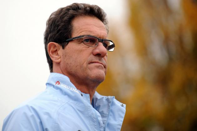 Fabio Capello Reportedly Set to Become Manager of Russian National Team