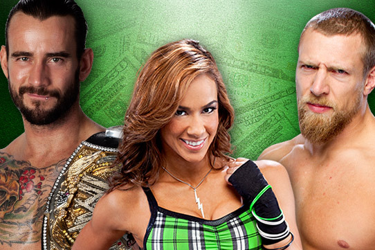 WWE Money in the Bank Preview: All Eyes on Punk, Bryan and AJ