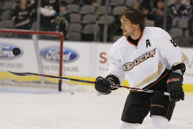 Teemu Selanne: Anaheim Duck Is One of the NHL's Last True Treasures