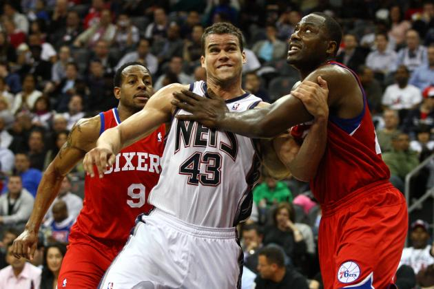 NBA Rumors: Kris Humphries Provides Brooklyn Nets Much-Needed Defensive Presence