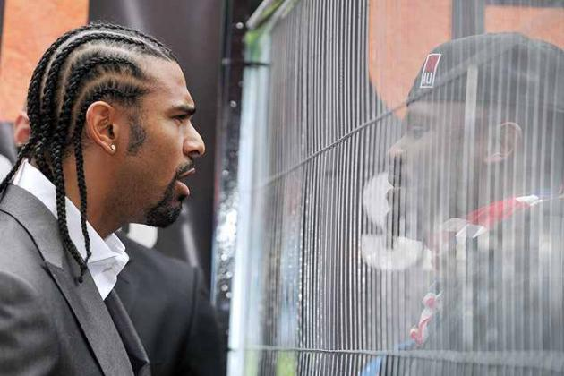 David Haye to Be Judge, Jury and Executioner Against Dereck Chisora