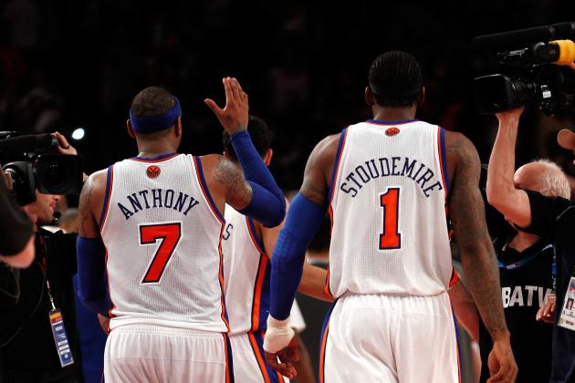 NBA Free Agency 2012: Veterans Enough to Label Knicks Championship Contenders?