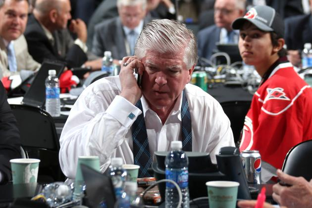 NHL Free Agency 2012: Toronto Maple Leafs Have Been One of the Quieter Teams
