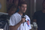 Jay Cutler Sings Take Me Out to the Ballgame, and It's Just Awful