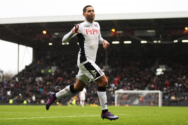 Clint Dempsey: Liverpool Transfer Makes the Most Sense for USMNT Star