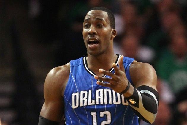 Dwight Howard Trade Rumors: Houston Rockets' Deal Hits Standstill