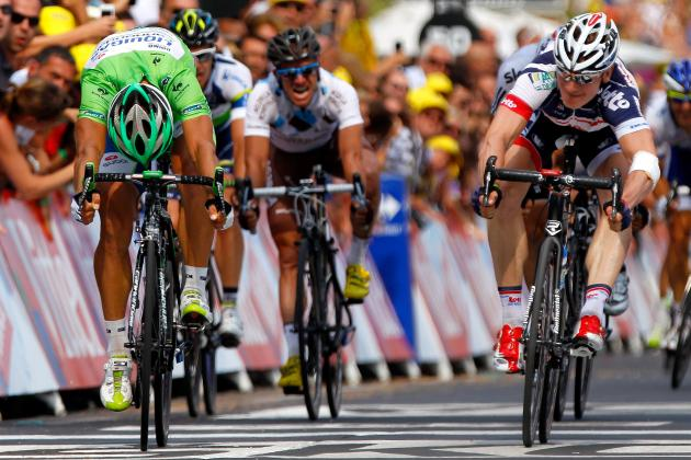 Tour De France 2012 Stage 13 Results: Winner, Leaderboard and Highlights