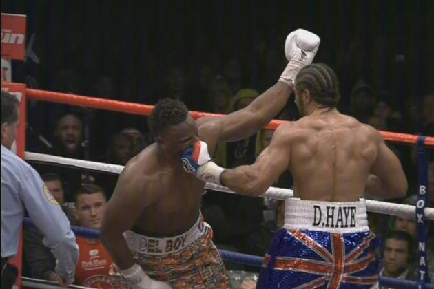 Haye vs. Chisora Results: Hayemaker Completely Outclasses Del Boy