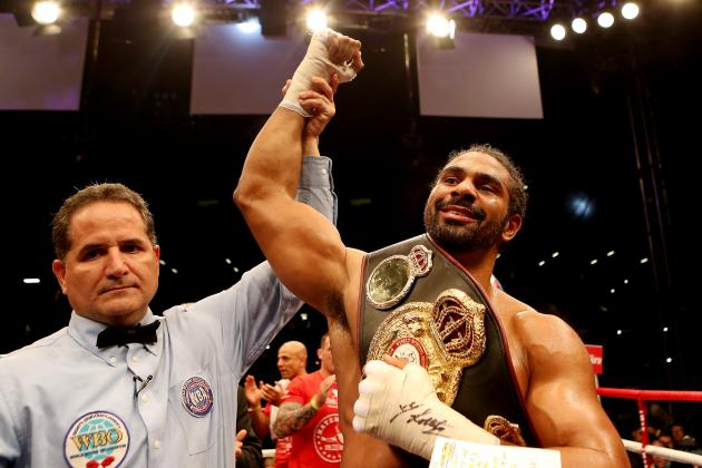 Haye vs. Chisora: Hayemaker Doesn't Deserve Shot at Either Klitschko Brother Yet