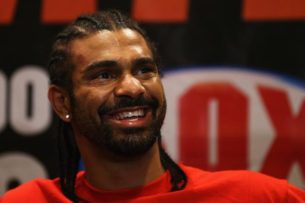 David Haye vs. Dereck Chisora: Why Hayemaker Deserves a Shot at Vitali Klitschko