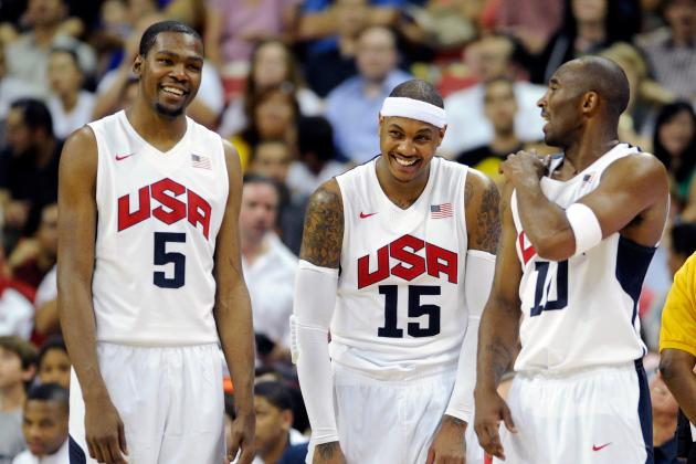 USA Basketball: The 2012 Dream Team Would Not Beat 2008's Squad