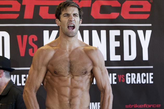 Strikeforce Rockhold vs. Kennedy Results: Live Notebook and Observations