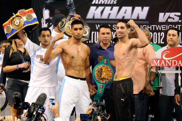 Khan vs. Garcia: King Khan Can't Afford to Overlook Undefeated Garcia