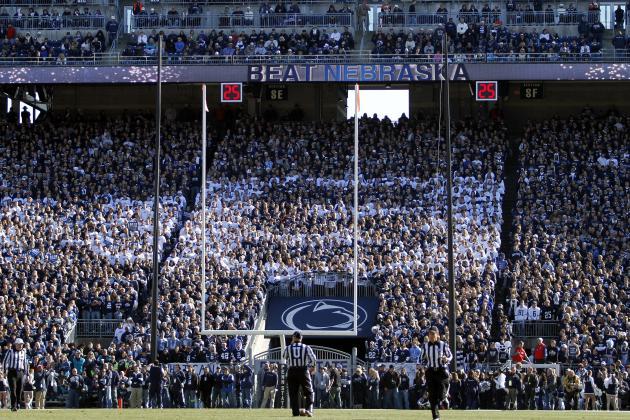 Penn State Football Deserves to Get the Death Penalty