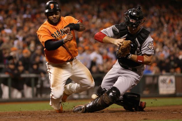 ESPN Gamecast: Astros vs Giants